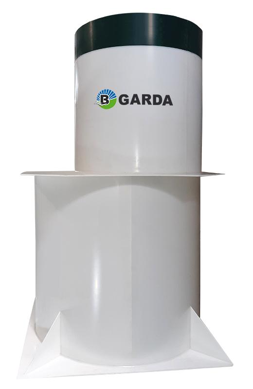 Установки биологической очистки модельного ряда «GARDA»
